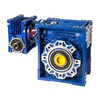 China Double Combination of NMRV Worm Reducers NRV+NMRV on sale