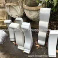 EPS bracket different shape from green buidling