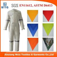 China Safety workwear Acid and alkali resistant coverall wholesale