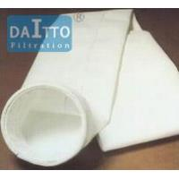 China Non-woven Polyester Filter Bag with PTFE Membrane for Waste Incinerator Application wholesale