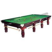 China High Quality Snooker Table Snooker Table wholesale