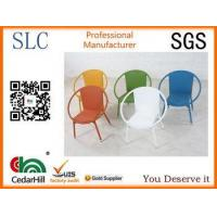 China outdoor rattan stackable chair wholesale