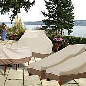 China Veranda Protective Outdoor Patio Furniture Covers wholesale