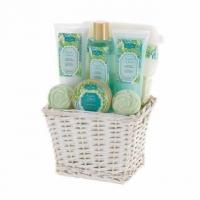 Wholesale Cucumber and Basil Spa Set from china suppliers