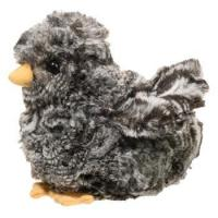 China Cheep the Little Plush Black Baby Chick by Douglas on sale