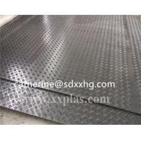 China Hdpe ground protection mating / outdoor ground mat wholesale