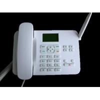 Buy cheap GSM Fixed Wireless Quad Band Phone from wholesalers