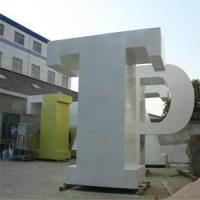 Wholesale Outdoor Custom Aluminium Signage Lettering from china suppliers