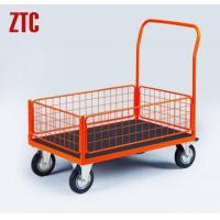 China Folding Utility Carts for Groceries Smallest Luggage Cart Ca wholesale