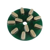 China Diamond Resin Grinding Disc Plate For Granite GD-03 on sale