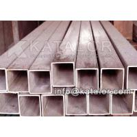 China ASTM A36 Low Carbon Steel Square Tube on sale