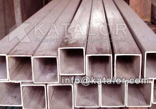 China ASTM A36 Low Carbon Steel Square Tube