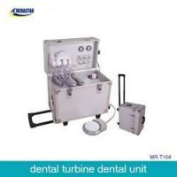 Wholesale MR-T104 dental equipment dental instrument portable dental turbine unit for sale from china suppliers