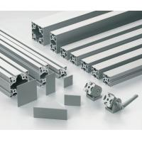 China Wholesales Extruded T Slot Aluminum Profile in China on sale