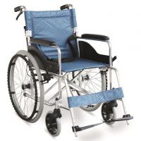 #JL838LAJ  29 lbs. Ultralight Wheelchair With Hand Brakes & Dual Cross Brace