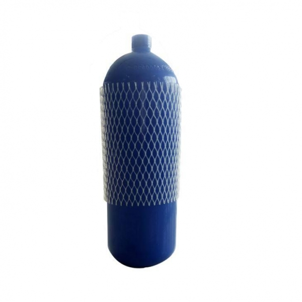 Portable Medical Oxygen Bottle Tank With Various Sizes Of