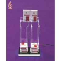 China Counter LED Acrylic Cigarette Display Dispenser wholesale