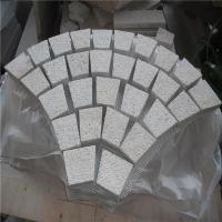 China Granite Paving Stone Paver and Brick Stone with Meshed Back for Garden wholesale