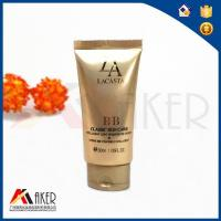 China 30ml High Quality Personal Care Cosmetic LDPE Tube For BB Cream With Flip Cap wholesale