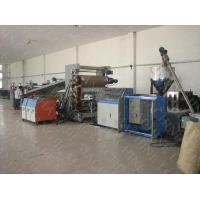 China TPU EVA Foam SBS Sheet Production Extrusion Line wholesale
