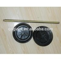 Buy cheap 8inch Trash Can PU Wheel from wholesalers