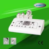 Wholesale VL-8203 Hot Sale 2 in 1 Hot and Cold Facial Hammer Ultrasonic Beauty Machine from china suppliers