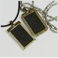 China Stainless Steel Magnetic Energy Pendant on sale
