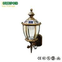 China Delicate Royal Solar Sconce Lamp Wall Light wholesale