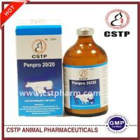 Dihydrostreptomycin + Penicillin G Procaine for Cattle