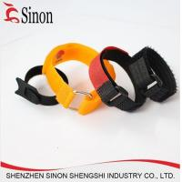 Best Selling Products Buckle Hook And Loop Strap Adjustable Elastic Hook And Loop Buckle Strap 50mm