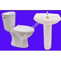 China Modern Sanitary Ware Suite Product CodeOC173 wholesale