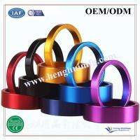 Wholesale colour anodized aluminium ring from china suppliers
