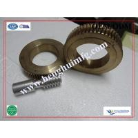 Wholesale Shaft & Gear gear shaft worm gear machining parts from china suppliers