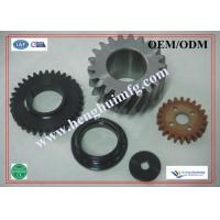 Wholesale Shaft & Gear metal gear part from china suppliers