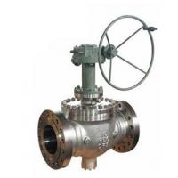 China API 6D Top Entry Trunnion Ball Valve wholesale