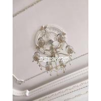 China Luxury Interior Home Decoration Ceiling Mouldings PU wholesale