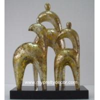 China Clear Resin Decoration Statue wholesale