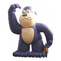 Wholesale 30' inflatable gorilla with blower from china suppliers
