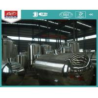 Buy cheap Sanitary Stainless Steel Tank Series 10201 Horizontal tank from wholesalers