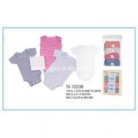 China factory directly selling baby body suits wholesale