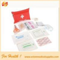 Wholesale High quality auto emergency First Aid Kit from china suppliers