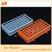 Buy cheap Plastic Tube Rack for Lab use from wholesalers