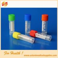 Buy cheap Laboratory Hospital Use Plastic Cryo Tube from wholesalers