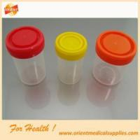 Buy cheap Laboratory Hospital Plastic Specimen Container from wholesalers