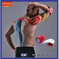 China 2016 New Waterproof Muscle Pain Relief Cotton Kinesiology Bandage on sale