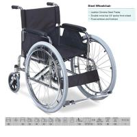 Buy cheap WHEELCHAIR 991 from wholesalers