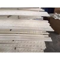 PUre white interior cornice from Chinese Supplier Polyurethane Crown Molding