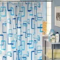Wholesale waterproof PEVA shower curtain from china suppliers