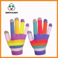 China Knit Anti-static Gloves Conductive Gloves wholesale