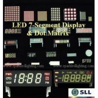 China 7-Segment Display & Dot Matrix wholesale